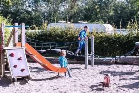 Spielplatz an der Ostsee